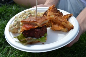 (30 Days of Vegan) Days 5 and 6: Smorgasburg, Brooklyn